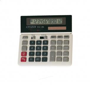 KALKULATOR CITIZEN SDC 368, 051,12064
