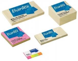 MINI KOSTKA BANTEX, ŻÓŁTA, 50 X 50 MM 240K 400086400, 013,71330