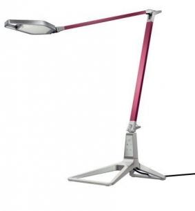 LAMPKA NA BIURKO LEITZ STYLE SMART LED CIEMNOCZERWONA L6208-00-28, 026,15704
