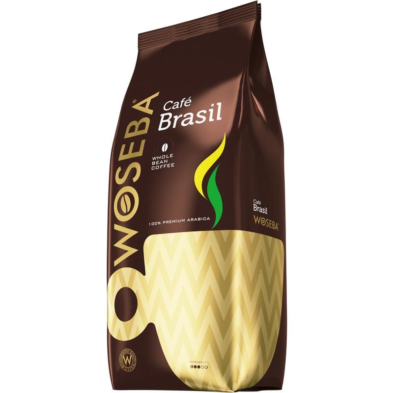 KAWA ZIARNISTA WOSEBA CAFE BRASIL 1KG, 200,00357