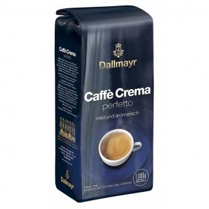 KAWA DALLMAYR CAFFE CREMA PERFETTO ZIARNISTA 1KG, 001479
