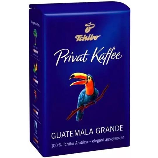 KAWA TCHIBO PRIVAT KAFFEE GUATEMALA GRANDE 500G ZIARNISTA, 003409