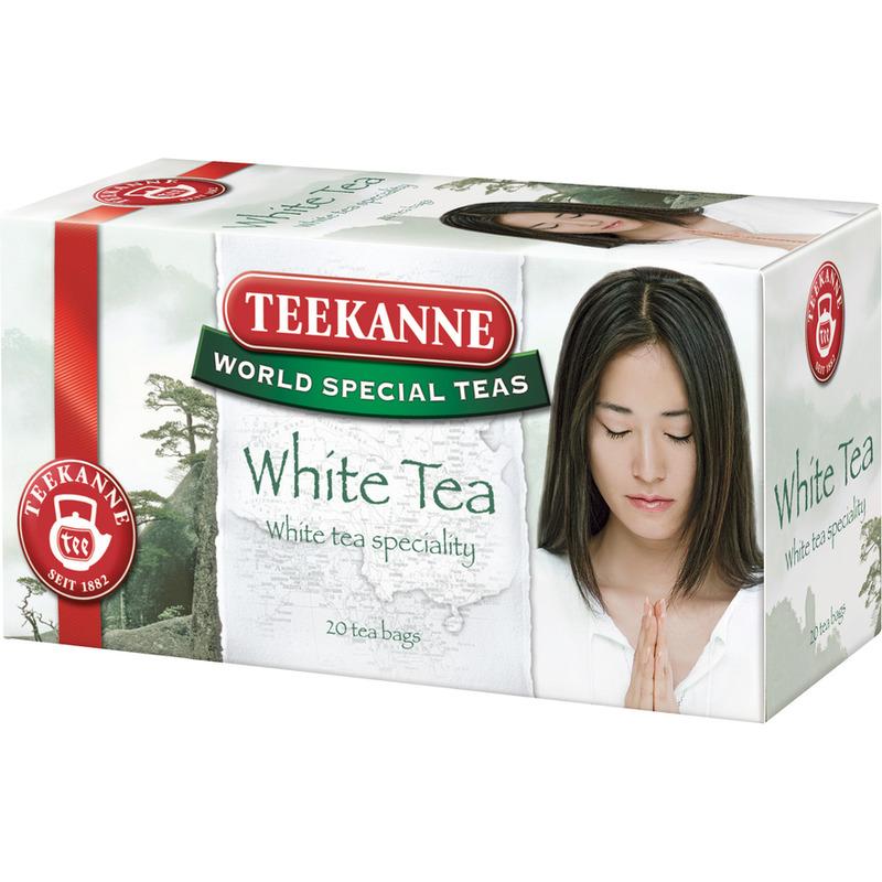 HERBATA TEEKANNE WHITE (20), 003391
