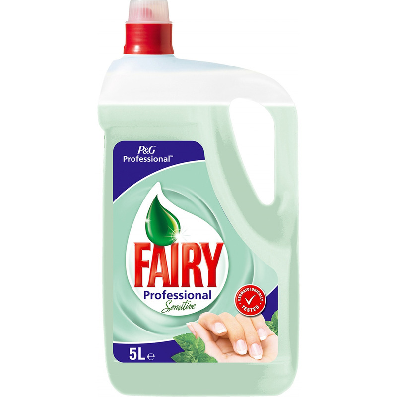 PŁYN DO NACZYŃ FAIRY 5L SENSITIVE, 004971