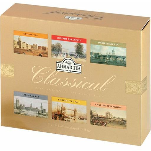 HERBATA AHMAD TEA CLASSICAL 6X10 TOREBEK, 103714