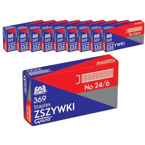 ZSZYWKI GRAND 24/6 1000SZT, 002,00240