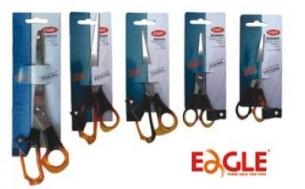 NOŻYCZKI EAGLE/GRAND 7 18,5CM BURSZTYN, 002,00720