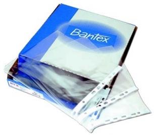 KOSZULKI BANTEX A4 KRYST KART.2019 45MIC. 100550096, 013,70059