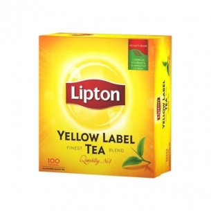 HERBATA LIPTON YELLOW LABEL (100), 200,00002