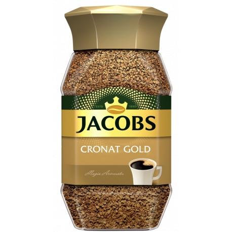 KAWA JACOBS CRONAT GOLD ROZPUSZCZALNA 200G, 200,00212