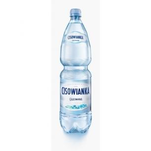 WODA CISOWIANKA 6*1,5L GAZOWANA, 112231