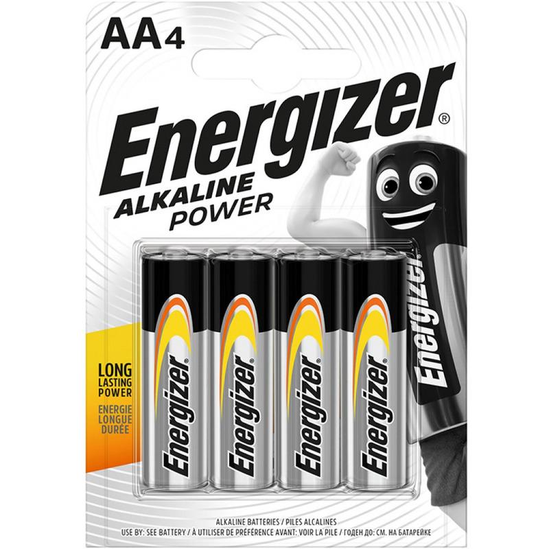 BATERIE ALKALICZNE ENERGIZER BASE AA-LR06 (4SZT), 038,00006