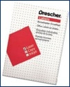 ETYKIETY DRESCHER NA CD (200ET) 2 NA STR, 033,11038