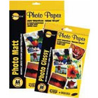 PAPIER FOTO YELLOW ONE A4 190G 50ARK MATOWY 4M190