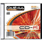 PŁYTA CD-R 700MB OMEGA SLIM