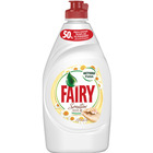 PŁYN D0 NACZYŃ FAIRY SENSITIVE 450ML RUMIANEK + WITAMINA E