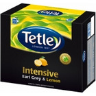 HERBATA TETLEY EARL GREY (100) INTENSIVE LEMON