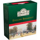 HERBATA AHMAD ENGLISH BREAKFAST (100) Z ZAWIESZKĄ