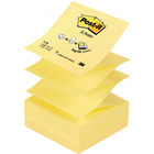 NOTES SAMOPRZYLEPNY POST-IT Z-NOTES 76*76 100K ŻÓŁTY R-330