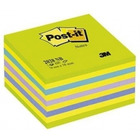 NOTES SAMOPRZYLEPNY POST-IT 76*76 450K NIEB.-ZIEL. 2028-NB