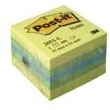 NOTES SAMOPRZYLEPNY POST-IT MINI 51*51 400K CYTRYNOWA 2051-L