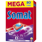 SOMAT TABLETKI (84) DO ZMYWARKI ALL IN ONE