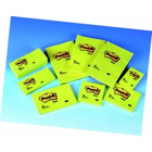 NOTES SAMOPRZYLEPNY POST-IT 76*76 6*100K W LINIE 630-6PK