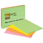 BLOCZEK SAMOPRZYLEPNY POST-IT SUPER STICKY XXXL, 152 X 203 MM, 4 X 45K