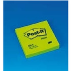 NOTES SAMOPRZYLEPNY POST-IT NEON 76*76 1SZT ZIELONY 654N