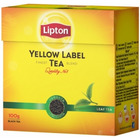 HERBATA LIŚCIASTA LIPTON YELLOW LABEL 100G