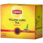 HERBATA GRANULOWANA LIPTON YELLOW LABEL 100G