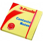 NOTES SAMOP. CONTACTA ESSELTE 75*75 100K ŻÓŁTY 83003
