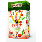 HERBATA BIG ACTIVE (20) ENERGY GUARANA Z YERBA MATE