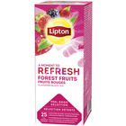 HERBATA LIPTON REFRESH FOREST FRUITS (25) KOPERTY