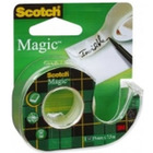 TAŚMA KLEJĄCA SCOTCH MAGIC 19*7,5 PODAJNIK 890/8-1975