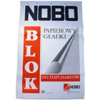 BLOK DO TABLIC NOBO 65*100 GŁADKI 40ARK 10001